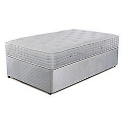 Simmons - Divan bed with 'Technicool Memory 1000' mattress