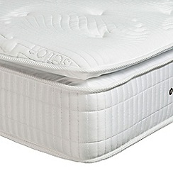 Debenhams - 'Gel Sensation 1000' pocket spring mattress