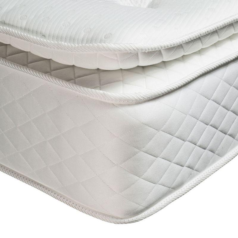 Sleepeezee 'Lasting Memories Gold' pocket spring memory foam mattress
