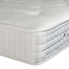Debenhams - 'Natural Indulgence 2500' pocket spring mattress