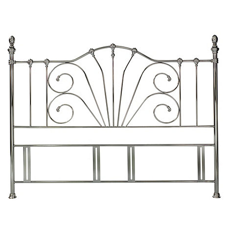 Debenhams - Antique nickel +Rebecca+ headboard