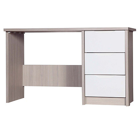 Debenhams - Champagne and cream +Euston+ dressing table with stool