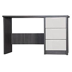 Debenhams - Sand and grey 'Euston' dressing table