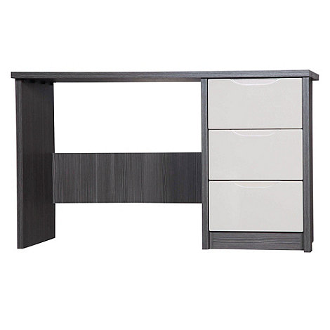 Debenhams - Sand and grey 'Euston' dressing table
