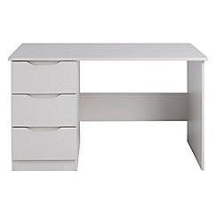 Debenhams - Grey 'Brighton' dressing table