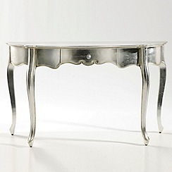 Willis & Gambier - Silver 'Argent' dressing table
