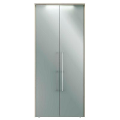 Consort Furniture Blue gloss finish ´Ultra´ 2 door wardrobe - . -
