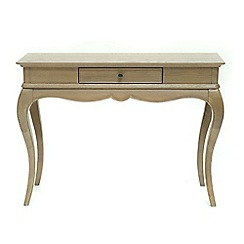 Willis & Gambier - Oak 'Francois' dressing table