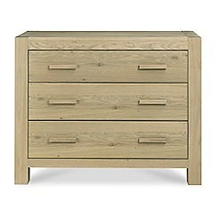 Debenhams - Oak 'Turin' 3 drawer chest