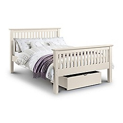 Debenhams - Soft white 'Barcelona' under bed drawer