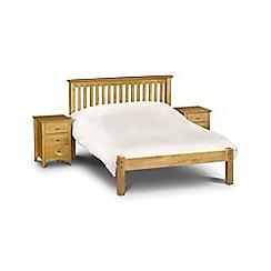 Debenhams - Pine 'Barcelona' bed frame