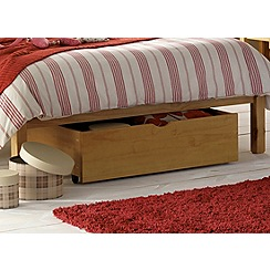 Debenhams - Pine 'Barcelona' under bed drawer