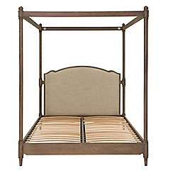 Willis & Gambier - 'Evangeline' four poster bed frame