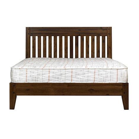Debenhams - Acacia 'Elba' bed frame