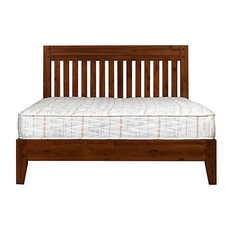 Debenhams - Acacia +Elba+ bed frame