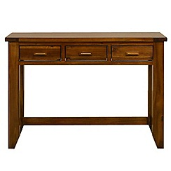 Debenhams - Acacia 'Elba' dressing table