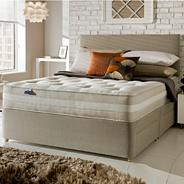 Mirapocket 1200' divan bed and mattress set