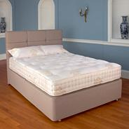 White 'Marlow' medium tension mattress