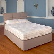 White 'Marlow' soft tension mattress
