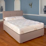 Truffle 'Marlow' divan bed and firm tension mattress