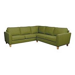 Debenhams - 'Dante' corner sofa