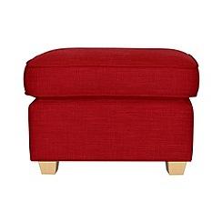 Debenhams - 'Oban' footstool