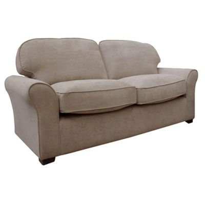 Taupe Kismet small sofa