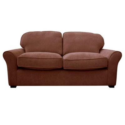 Chocolate Kismet small sofa