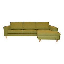 Ben de Lisi Home - 'Cara' right-hand facing chaise corner sofa