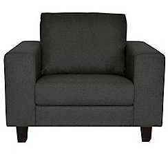 Ben de Lisi Home - Grey 'Cara' loveseat