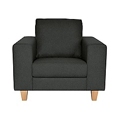 Ben de Lisi Home - Textured 'Cara Lemans' armchair