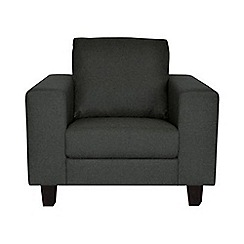 Ben de Lisi Home - Grey 'Cara' armchair