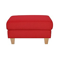 Ben de Lisi Home - 'Cara' footstool