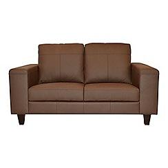 Ben de Lisi Home - Small leather 'Cara' sofa