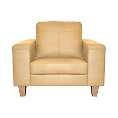 Ben de Lisi Home - Leather 'Cara' loveseat