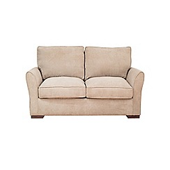 Debenhams - Velour 'Fyfield Grace' sofa bed