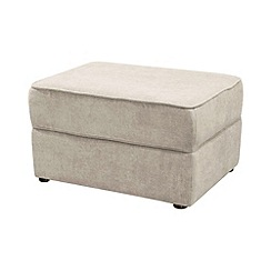 Debenhams - 'Hugo' footstool