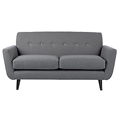 Ben de Lisi Home - Small 'Hockney' sofa with contrasting buttons
