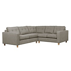 Debenhams - 'Simmone' corner sofa