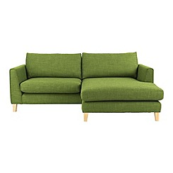 Ben de Lisi Home - Fabric 'Jakob' chaise corner sofa