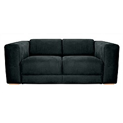 RJR.John Rocha - Large suede effect 'Elements' sofa