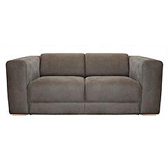 RJR.John Rocha - Large suede effect 'Elements' sofa