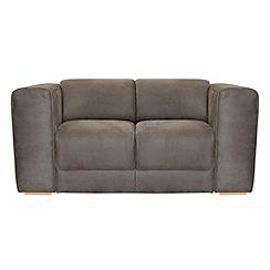 RJR.John Rocha - Medium suede effect 'Elements' sofa