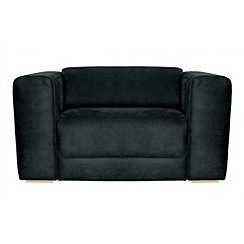 RJR.John Rocha - Suede effect 'Elements' loveseat