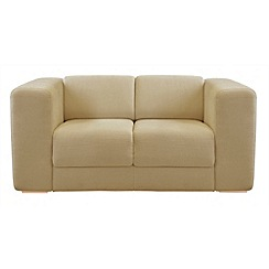 RJR.John Rocha - Medium linen blend 'Elements' sofa
