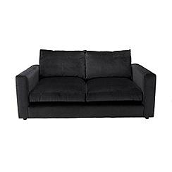 RJR.John Rocha - Small velvet 'Trinity' sofa