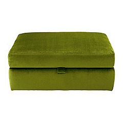 Debenhams - Large 'Slouchy' storage ottoman