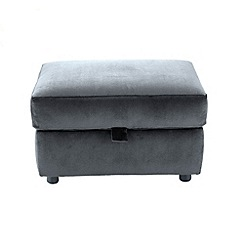 Debenhams - Small 'Slouchy' storage ottoman