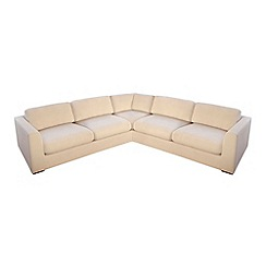 Debenhams - Large 'Paris' corner sofa