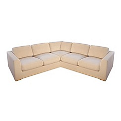 Debenhams - Medium 'Paris' corner sofa